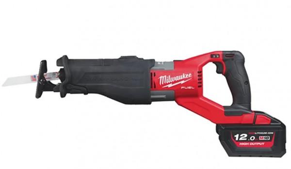 Milwaukee FUEL Akku-Säbelsäge M18FSX-121X