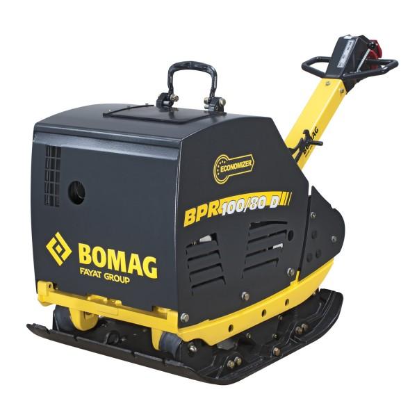 BOMAG Rüttelplatte BPR 100/80 D 710 kg reversierbar Diesel Hatz 1D90 E-Start