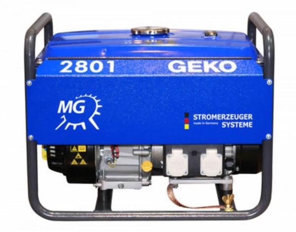 Geko Stromerzeuger 2801 E-A-SHBA