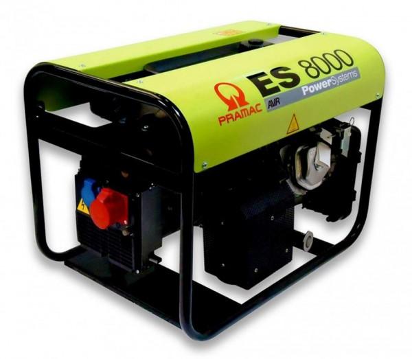Pramac Stromerzeuger ES 8000THI Notstromaggregat