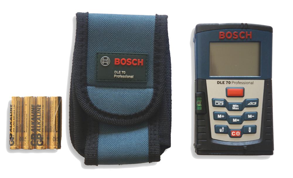 Bosch Entfernungsmesser Dle 70 : Bosch laserentfernungsmesser dle 70 clickandtools.de