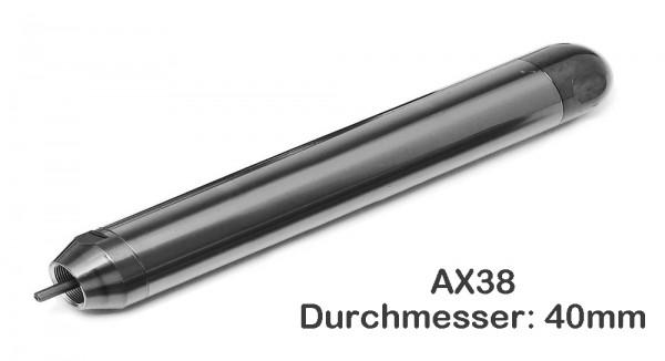Ruettelflasche Serie AX38 Durchmesser - 40mmm