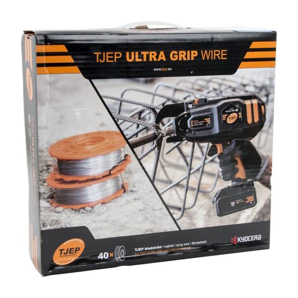 TJEP WIRE ULTRA GRIP passt zu vielen Maschinen